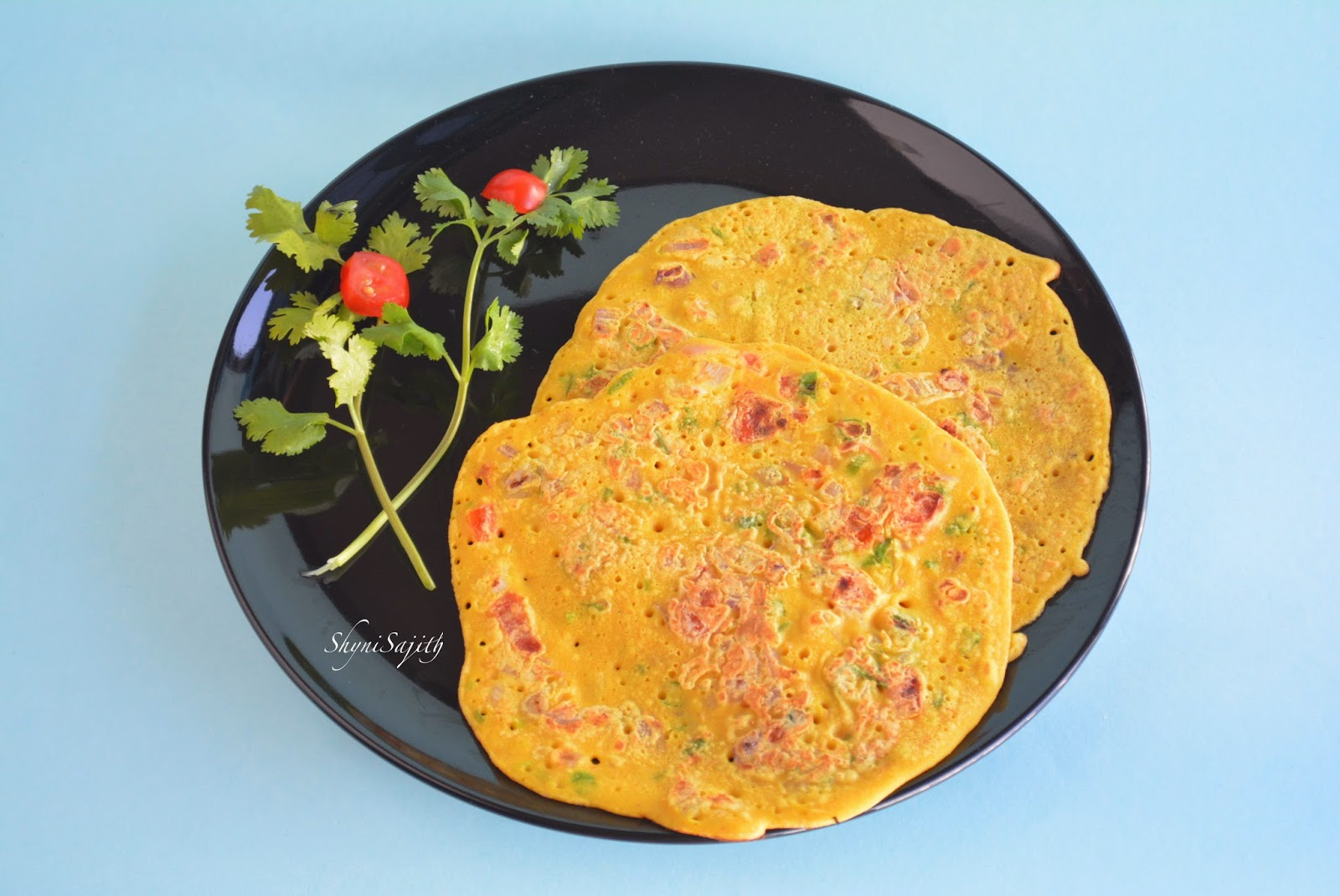 how to make omelette without oil