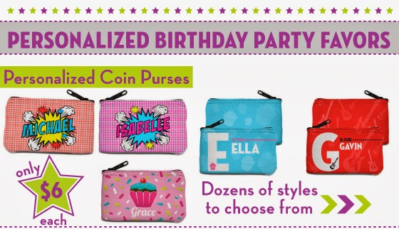 Shop All Personalized Coin Purses