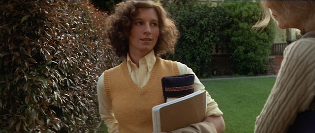 Nancy Loomis as Annie Brackett in HALLOWEEN (1978)
