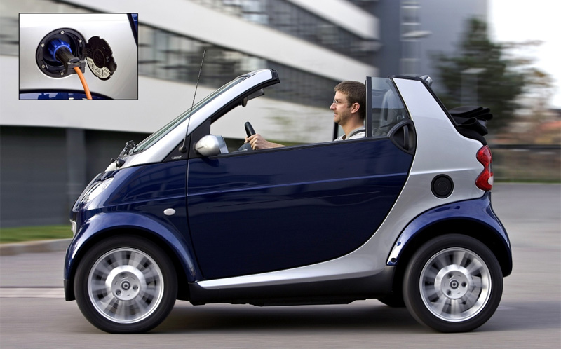 Smart cars also provide safety through top notch driver control