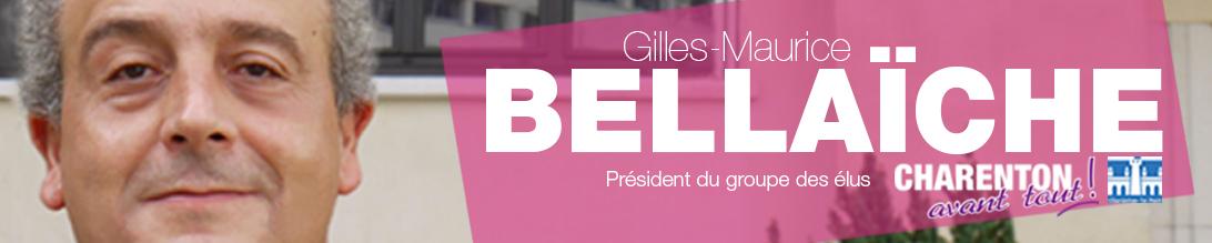 Blog de G-M BELLAICHE - Elu à la Mairie de Charenton