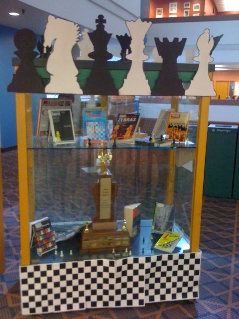 Yuanling Yuan Chess In The Library North York Central