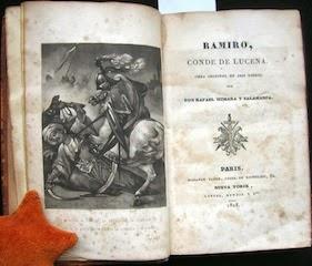 """""""Ramiro, Conde de Lucena"""", de Rafael Húmara y Salamanca"""