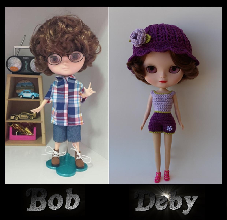 Bob e Deby