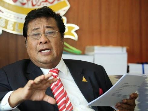 Bonus Sebulan Gaji Untuk Penjawat Awam Selangor