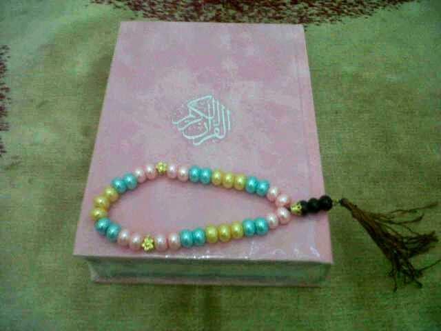 rainbow quran, quran rainbow, al-quran pelangi, rainbow tasbih, rainbow custom tasbih, prayer beads, dhikr set, dhikr, holy quran