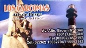 Los Carcomas ,art. de pesca en Quequèn