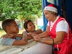 Sonhos de Natal da UEI Itaiteua