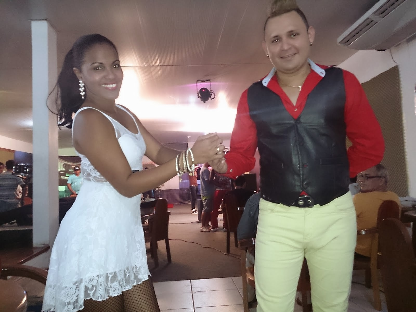 Joyce Souza e Mario Carlos