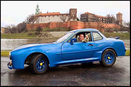 Ulicznictwo pospolite czyli cotygodnik fotograficzny for Porsche ka che