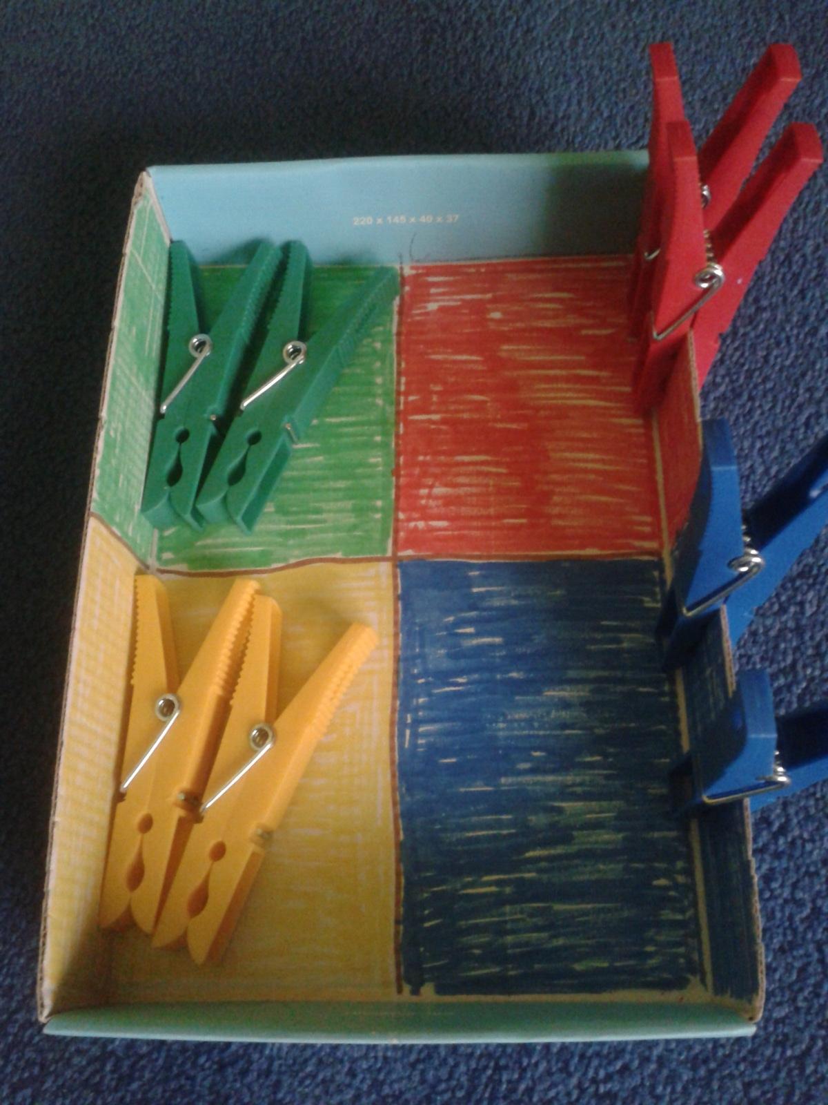 Armando nuestro puzzle material teach trabajamos - Materiales para pintar ...