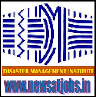 disaster+management+institute+recruitment