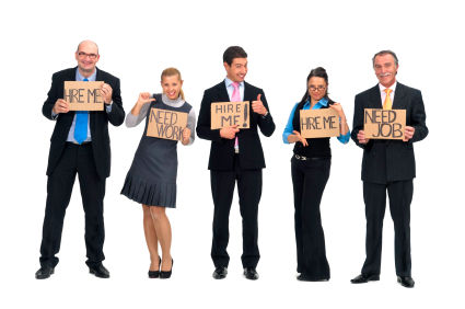 job hunting tips, career change tips