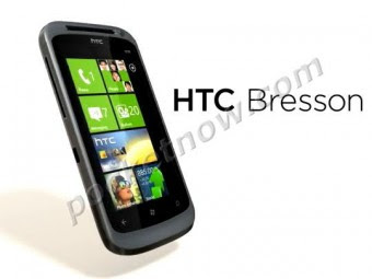 HTC Bresson WP7 Smartphone