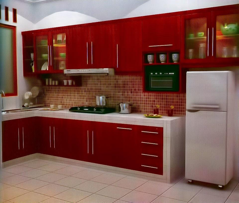 Kitchen Set Rumah: Desain Dapur Kecil Minimalis Terbaru 2014
