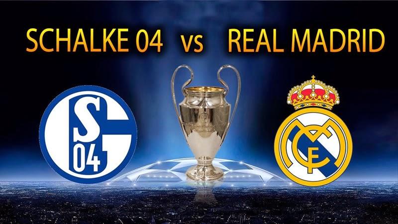 REAL MADRID VS SCHALKE 04 EN VIVO y en directo a partir de las 02:45 ...
