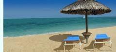 la plage pour la détente
