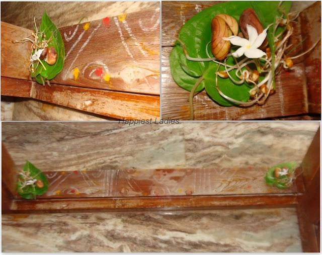 aati hunnime door frame decoration+indian hindu festivals