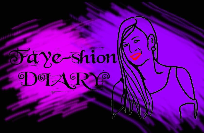 Faye-shion Diary