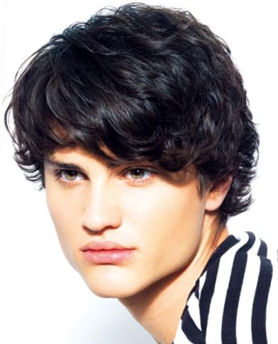 подстрижка за чуплива коса