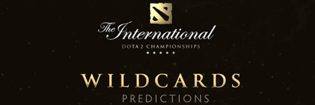 The International Wild Cards Predictions