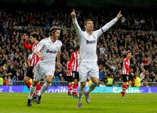 Real Madrid-Athletic Club de Bilbao