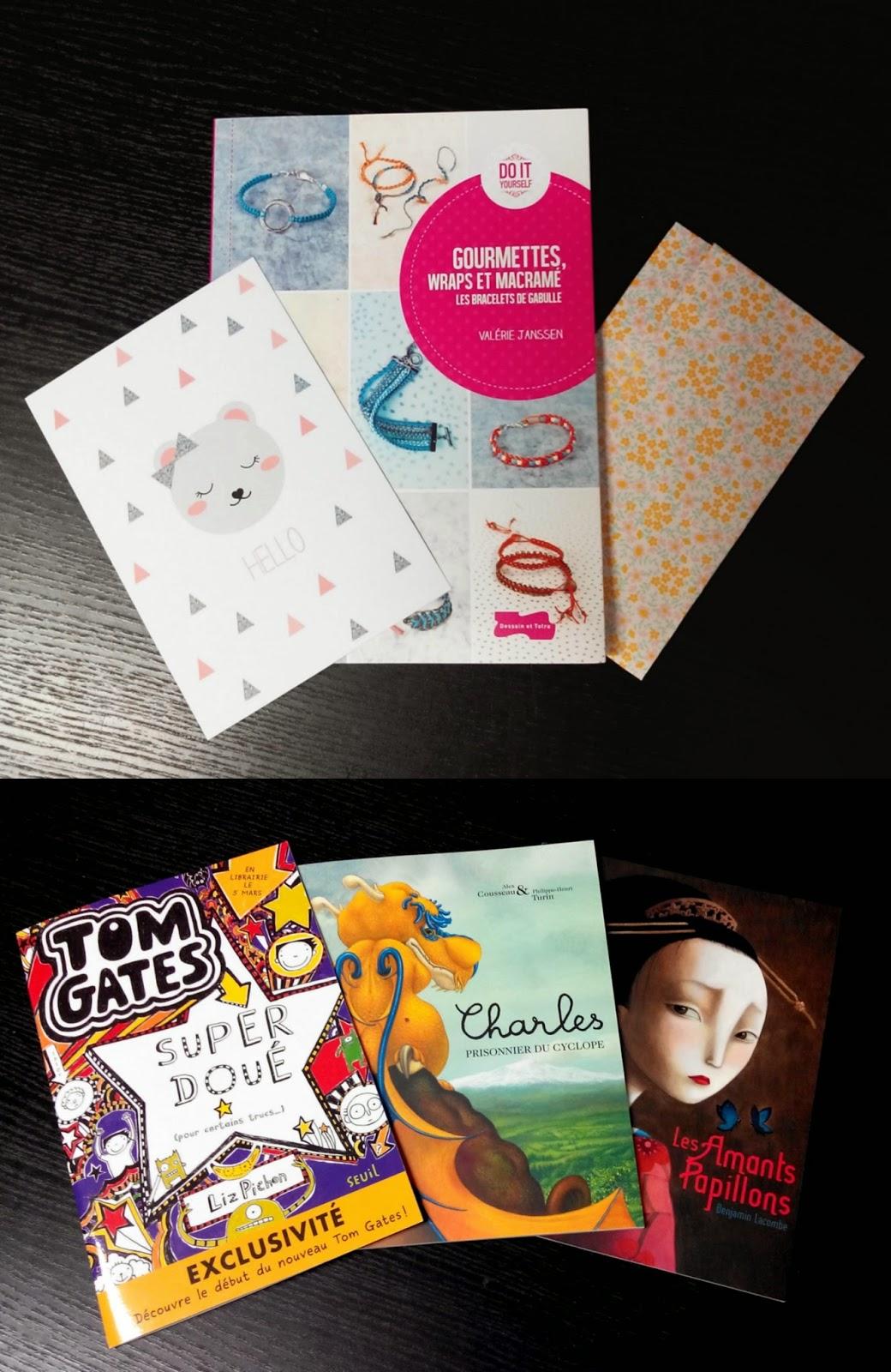 bracelet, diy, carte, cute, livre, bullelodie