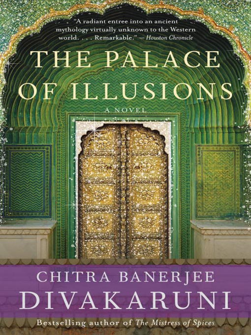 the palace of illusions chitra banerjee divakaruni pdf