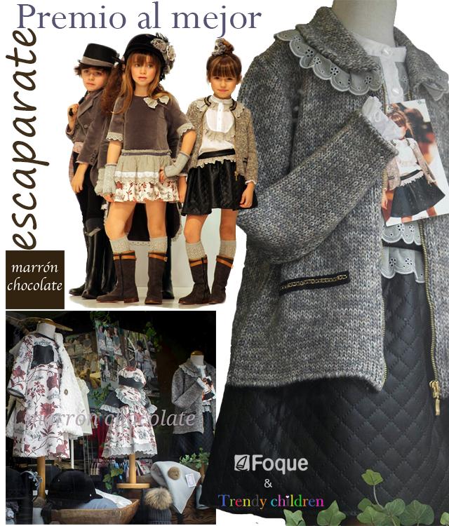 premio mejor escaparate Foque Trendy Children