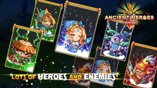Ancient Heroes Defense V1.0.3