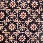 Motif batik Tuban nitik