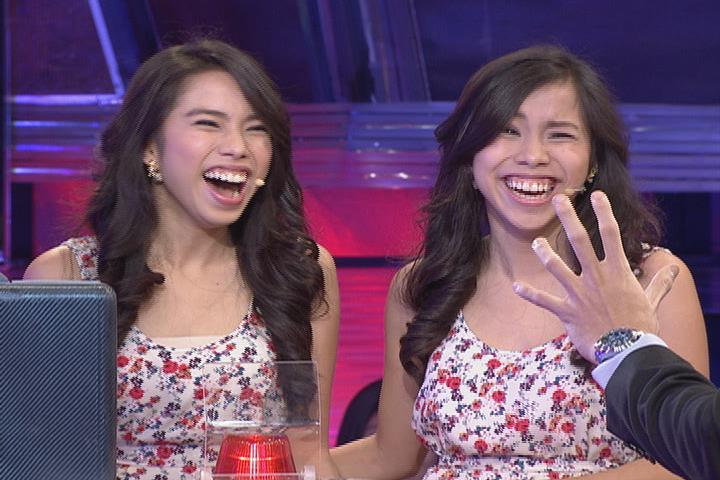 Joj and Jai Agpangan on Kapamilya Deal Or No Deal this September 15