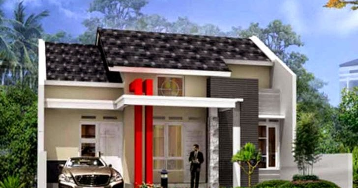 model rumah minimalis terbaru 1 lantai design rumah
