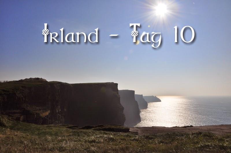 Irland 2014 - Tag 10 | Titelbild mit Cliffs of Moher