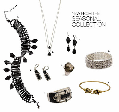 New from the Miche Seasonal Jewelry Collection at MyStylePurses.com