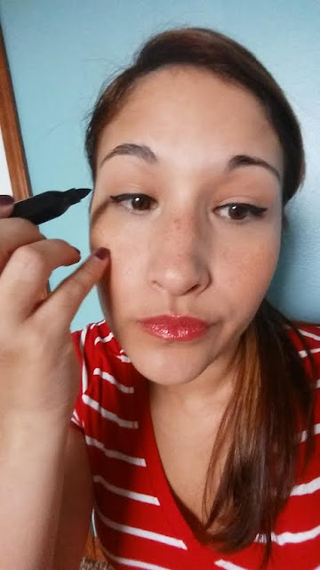mommy makeup tutorial eyeliner
