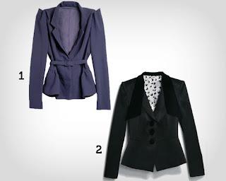 Saiba qual blazer combina com seu corpo