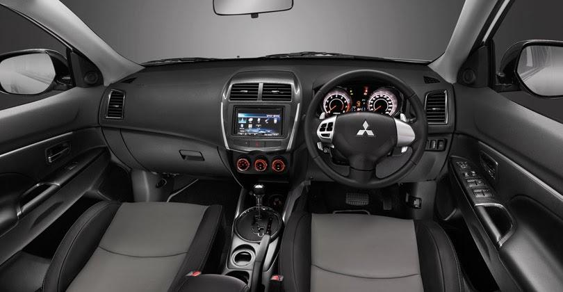 Interior Mobil Mitsubishi Outlander Sport Baru 2013 - Mitsubishi