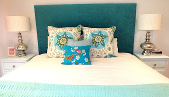 #9 Blue Bedroom Design Ideas