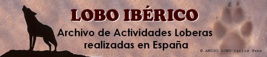 Lobo Ibérico: Archivo de Actividades Loberas realizadas en España