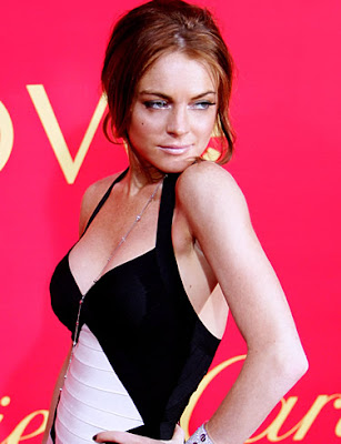 Lindsay Lohan Actress Wallpaper-800x600