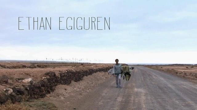 ETHAN EGIGUREN Fuerteventura Island