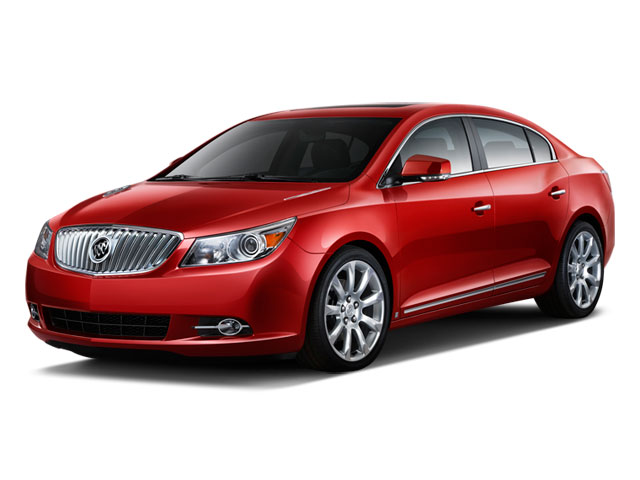 hi tech automotive 2011 buick lacrosse cx sedan. Black Bedroom Furniture Sets. Home Design Ideas