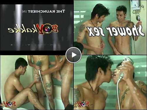 shower spy cam men video