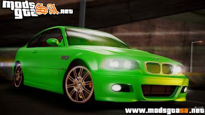 SA - BMW M3 E46 v2
