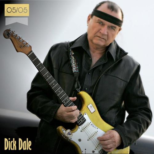 5 de mayo | Dick Dale - @MusicaHoyTop | Info + vídeos