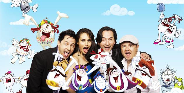 La fábrica de huevos, programa de televisión de TV Azteca 2013
