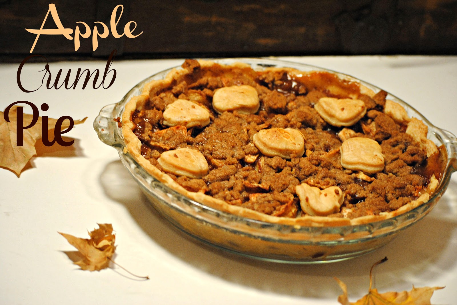The Farm Girl Recipes: Apple Crumb Pie and a GIVEAWAY!!