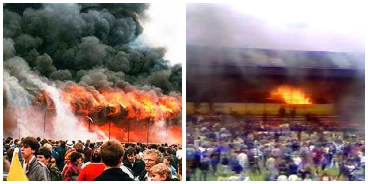Kebakaran di Kota Bradford Tragedi Mengerikan Sepanjang Sejarah Sepak Bola