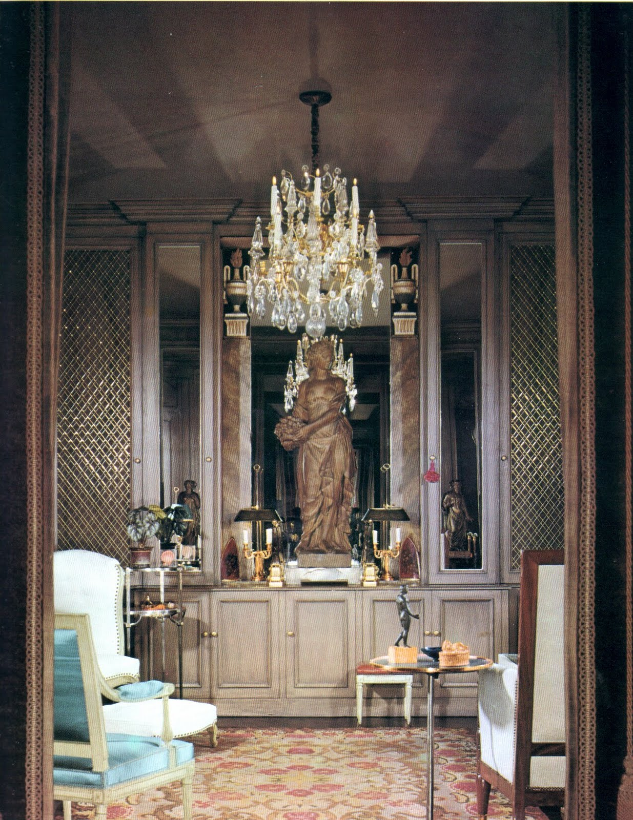 Michael Greeru0027s Very Focused And Admirable Pursuit Of Knowledge About The  Areas Of Late 18th Century French Steel Furniture And Tôle Peint Were  Widely Known ...